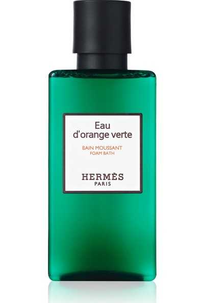 Hermes Banyo Köpüğü 80ml