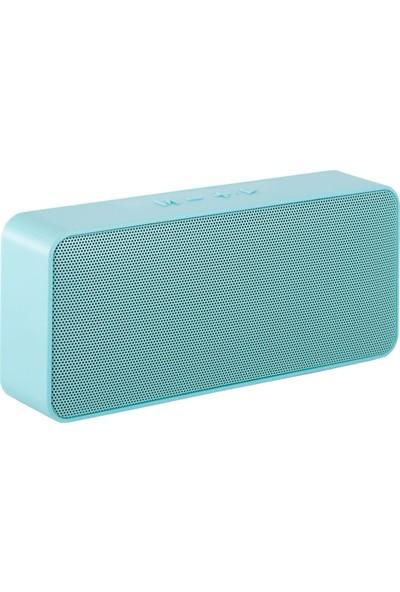 MF Product Acoustic 0175 Kablosuz Bluetooth Speaker Mavi