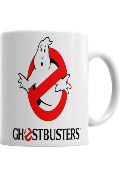 Baskı Dükkanı Ghostbusters Kupa Bardak Porselen