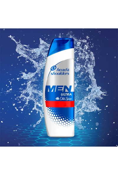 Head & Shoulders Men Ultra Erkeklere Özel Şampuan Old Spice 360 ml