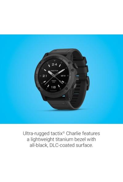 Garmin Tactix Charlie Akıllı Saat 010-02084-00 (Yurt Dışından)