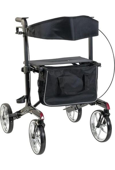 Loco Pr 891 Rolatör Tekerlekli Yürüteç - Yaşlı Engelli Yürüteci