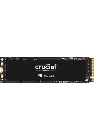 Crucial P5 500GB NVMe 3400MB/s-3000MB/s M.2 SSD CT500P5SSD8