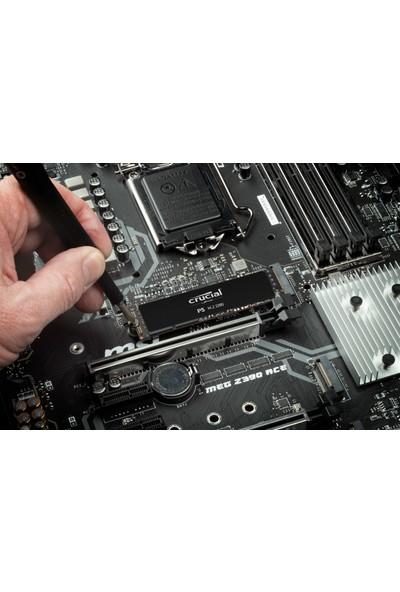 Crucial P5 1TB NVMe 3400MB/s-3000MB/s M.2 SSD CT1000P5SSD8