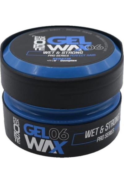 Sector Wax 150 ml Gel-Wet Strong