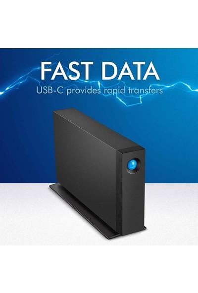"Lacie D2 3.5"" 10TB USB 3.1 Taşınabilir Disk STHA10000800"