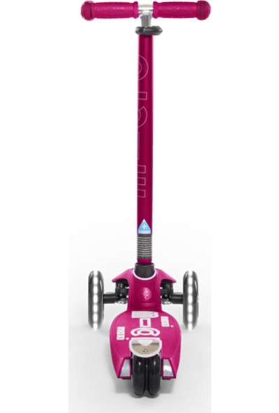 Maxı Mıcro Deluxe Pınk Led MCR.MMD077 Pink Micro Scooter