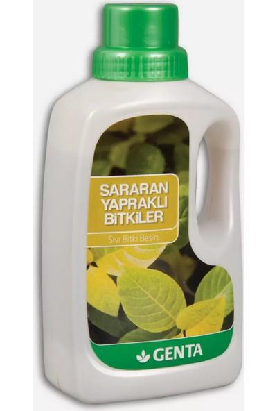 Plantistanbul Sararan Yapraklı Bitkiler İçin Sıvı Bitki Besini 500 ml