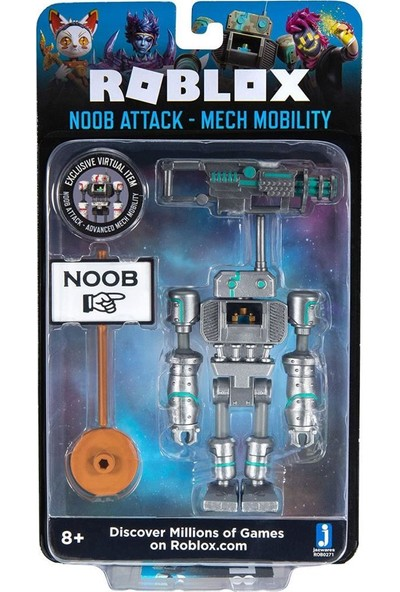 Jazwares Roblox Imagination Figür-Noob Attack-Mech Mobility RBL36000