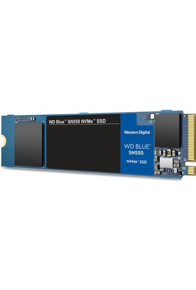 WD Blue SN550 1TB 1950-2400MB/s NVMe M.2 SSD WDS100T2B0C