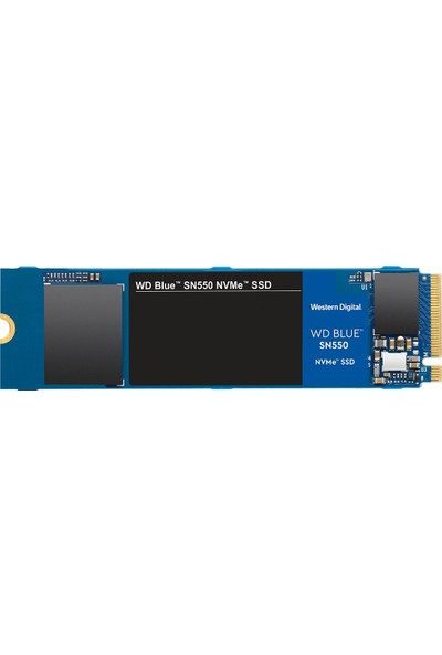 WD Blue SN550 250GB 1750-2400MB/s NVMe M.2 SSD WDS250G2B0C