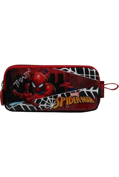 Frocx Spiderman Kalem Çantası Hawk Spıder Eyes