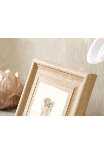 English Home Wooden Çerçeve 10X15 cm Kahverengi