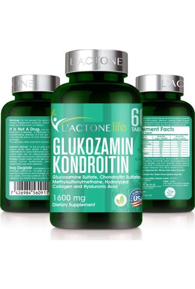 Lactone Glukozamin Kondroitin 1600 mg / 60 Tablet