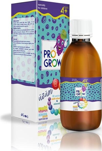 Fargen Pro Grow Üzüm Multivitamin Şurup 120 ml