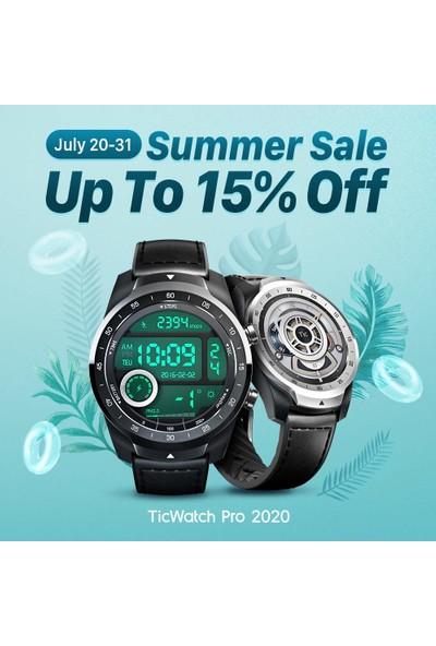 Ticwatch Pro 2020 Fitness Akıllı Saat (Yurt Dışından)
