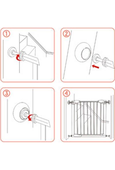 Evokids Güvenlik Kapısı Sabitleme Aparatı Desenli - 2 Adet