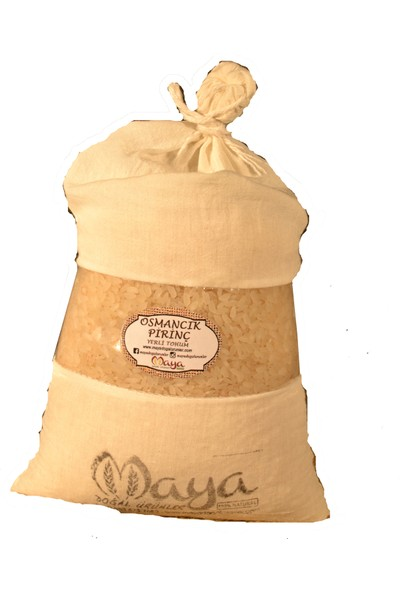 Maya Doğal Ürünler Osmancık Pirinç 1 kg