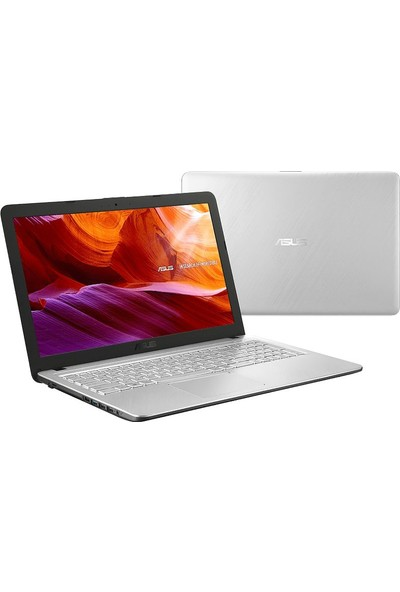 """Asus X543UA-GQ3093T Intel Core i3 6100U 4GB 1TB Windows 10 Home 15.6"""" FHD Taşınabilir Bilgisayar"""