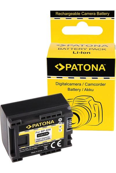 Patona Canon Kameralar İçin BP-808 Batarya