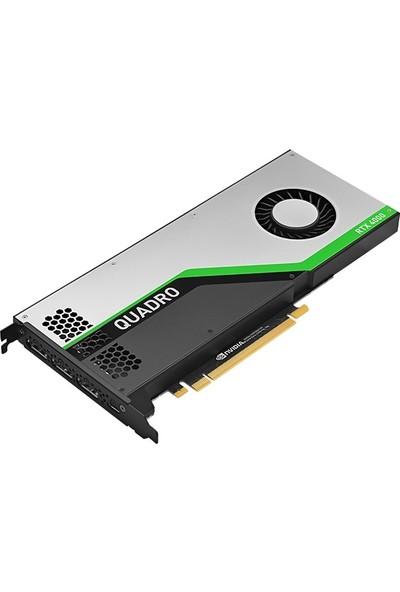 PNY Quadro RTX 4000 8GB GDDR6 256Bit PCI Express 3.0 Ekran Kartı VCQRTX4000-PB