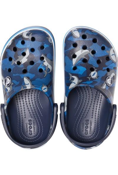 Crocs Crocband Shark Clog Ps Çocuk Terlik 28-29