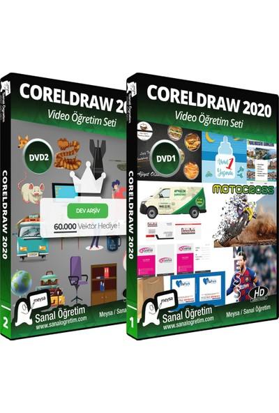 Coreldraw 2020 Video Eğitim Seti