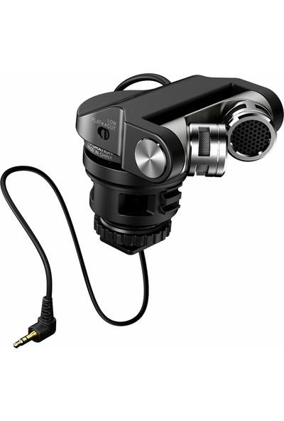 Tascam Tm-2x Dslr Fotoğraf Makineleri İçin Stereo X-Y Mikrofon