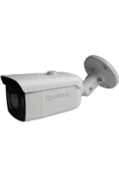Qromax Pro 6224 4' lü 5 Megapiksel Sony Lens 1080P Aptina Sensör Metal Kasa Güvenlik Kamerası Seti