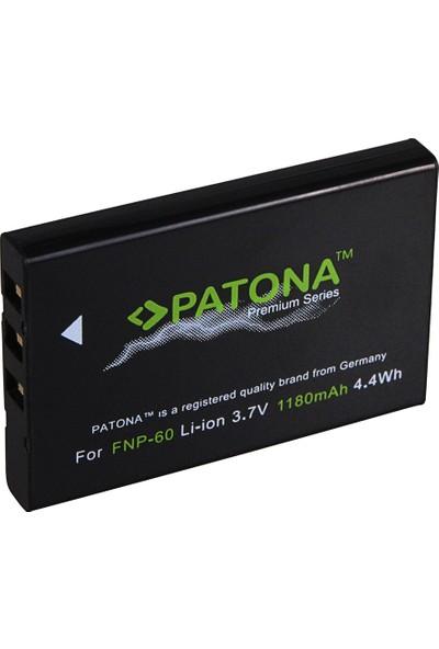 Patona Aldı Medion MD41856 MD85146 MD41856 DC6300 İçin Fnp-60 Premium Batarya