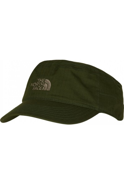 The North Face Logo Military Outdoor Şapka English Green