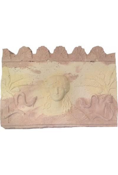 By Fresh Demeter Tarım Tanrıçası Kabartmalı Tablo 17 x 24 cm