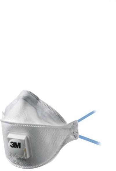 3M 9322 Aura Ffp2 N95 Ventilli Solunum Koruyucu Maske- 5- Adet
