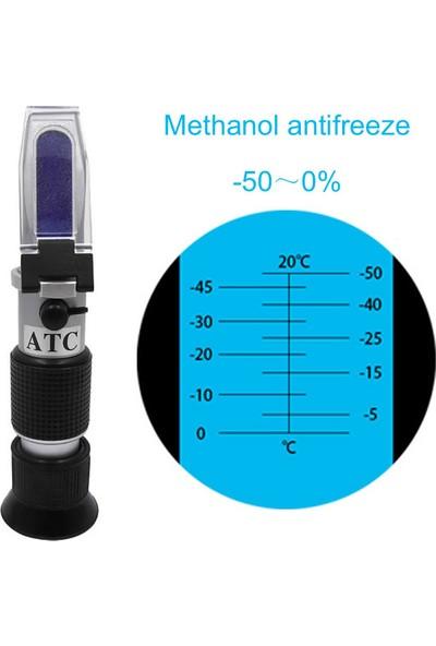 Atc -50-0 Metanol Metil Alkol Antifriz Refraktometresi