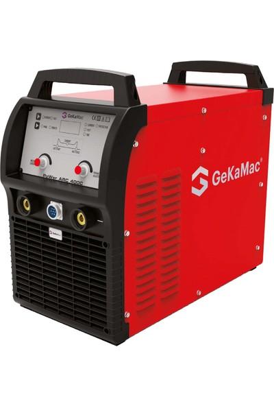 Gekamac Plus Arc 400 (İnverter Elektrot Kaynak Makinesi)