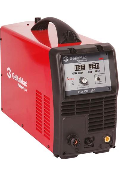 Gekamac Plus Cut 100 (Plazma Kesme Makinesi)