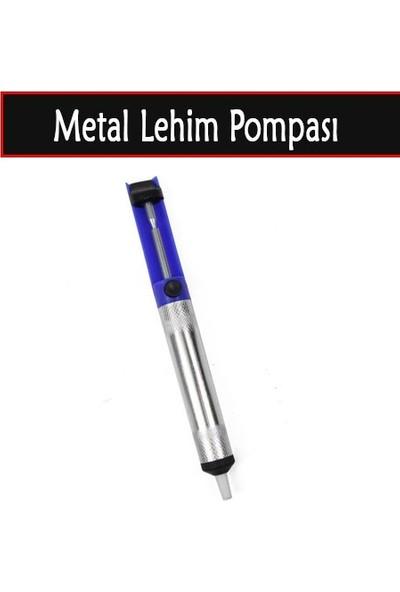 Nargo Lehim Pompası - Havya Pompası - Lehim Sökücü