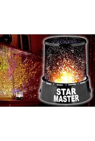 NESİL Star Master Projeksiyon Gece Lambası