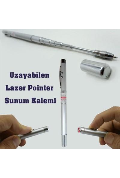 NESİL Uzayabilen Lazer Pointer Sunum Kalemi