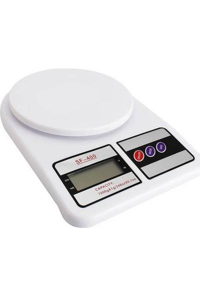 Odabaşı Dijital Hassas Mutfak Tartısı Elektronik Sf-400 10Kg