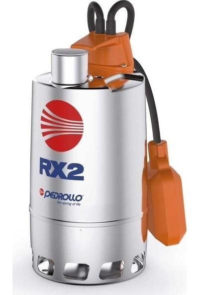 Pedrollo Rxm 5 Paslanmaz Drenaj Pompa