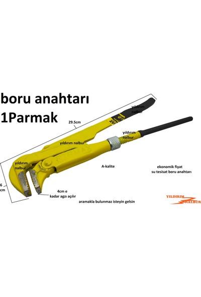 Rtrmax Boru Anahtarı 1P Su Tesisat Anahtarı Papağan Boru Anahtarı Kalite Sağlam Ürün