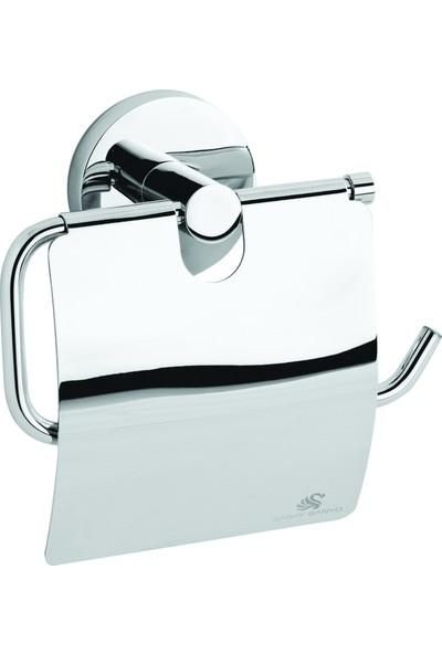 Saray Banyo Olimpos Kağıtlık Kapaklı