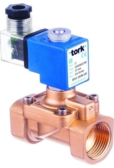 Tork Tork- S1011.03 1/2 Genel Maksat N.A Solenoid Valf