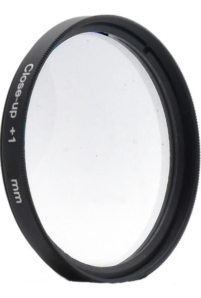 DHD 49 mm Close Up +1 Makro Filtre
