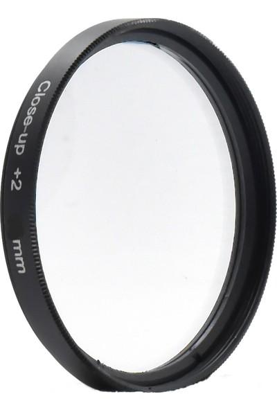 DHD 49 mm Close Up +2 Makro Filtre
