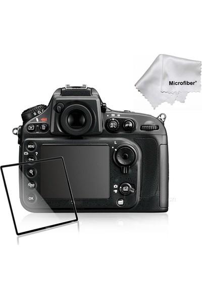 Tianya Canon 5D Mark IV 4 İçin Slim HD LCD Ekran Koruyucu Cam