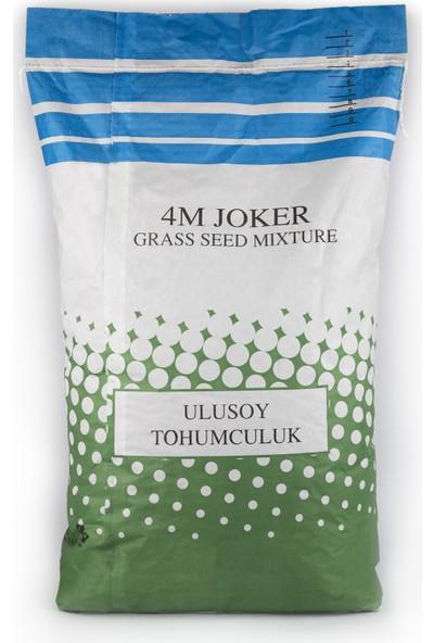 Ulusoy Tohumculuk 4M Joker Çim Tohumu Karışımı 10Kg