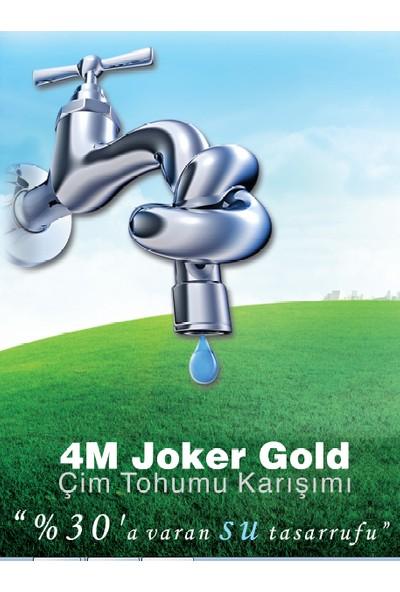 Ulusoy Tohumculuk 4M Joker Gold Çim Tohumu Karışımı 1Kg