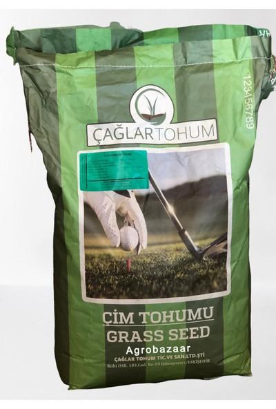 Agrobazaar Çağlar Tohum 7 Çeşit (7M) Çim Tohumu 1 Kg